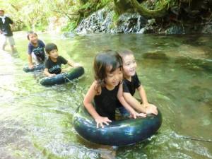 美心幼愛園 | 熊本市西区中島町の認可保育所,水遊び