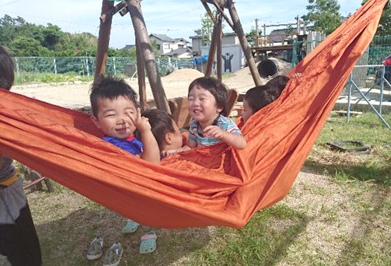 美心幼愛園 | 熊本市西区中島町の認可保育所,生活