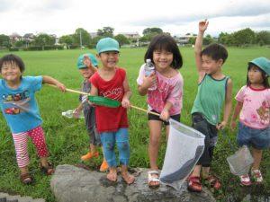 美心幼愛園 | 熊本市西区中島町の認可保育所,園児の生活